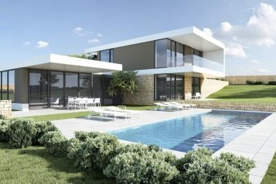 ELITE VILLA WITH LANDSCAPE AND SEA VIEW - under construction